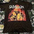 Samhain - TShirt or Longsleeve - Samhain November coming fire