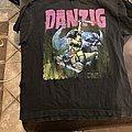 Danzig - TShirt or Longsleeve - How the gods kill tour