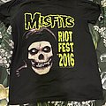 Misfits - TShirt or Longsleeve - Misfits riot fest 2016