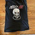 Mötley Crüe - TShirt or Longsleeve - Motley Crue Tour 1983 boys in action muscle