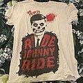 Misfits - TShirt or Longsleeve - Ride Johnny ride (savage shirt)