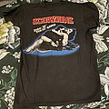 Scorpions - TShirt or Longsleeve - Love at first sting tour