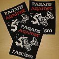 . - Patch - Pagan Against Fascism DIY