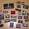 Patch - My self embroidered Patches! yoyo
