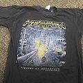 Heathen Blue Grape 1991 tour shirt