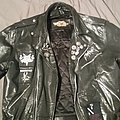 My dad's leather jacket