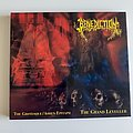 Benediction - Tape / Vinyl / CD / Recording etc - Benediction - The Grand Leveller / The Grotesque/Ashen Epitaph