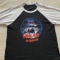 Uncle Acid & The Deadbeats - TShirt or Longsleeve - Uncle Acid Wasteland baseball shirt