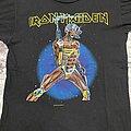 Iron Maiden - TShirt or Longsleeve - Iron Maiden // Somewhere on tour