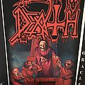 Death - Scream Bloody Gore flag Other Collectable
