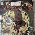 The misfits skull tee