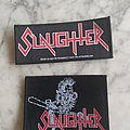 Slaughter (Can) - Patch - Both 2009 Slaughter patches