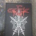 Celtic Frost - Patch - Celtic Frost heptagram patch