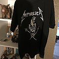 Metallica scary guy original tour shirt