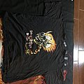 Metallica donington 95 tour shirt