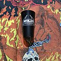 Metallica Metclub young metal pint glass