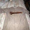 Grey baseball jersey