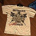 Metallica studio break 95 shirt