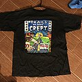 MetAllica trails we have crept tour shirt