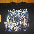 Cathedral - TShirt or Longsleeve - Cathedral - The Ethereal Mirror - Rare and official Shirt from 1993