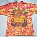 Blind Guardian - TShirt or Longsleeve - Blind Guardian Past And Future Secret Batik Shirt