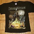 Demons & Wizards - TShirt or Longsleeve - Demons and Wizards Fiddler On The Green Shirt