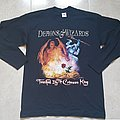 Demons & Wizards - TShirt or Longsleeve - Demons & Wizards Touched By The Crimson King Longsleeve