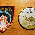 Camel and Hawkwind patches