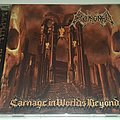 Enthroned - Tape / Vinyl / CD / Recording etc - Enthroned - Carnage In Worlds Beyond