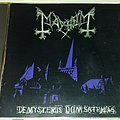 Mayhem - Tape / Vinyl / CD / Recording etc - Mayhem - De Mysteriis Dom Sathanas
