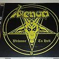 Venom - Tape / Vinyl / CD / Recording etc - Venom - Welcome To Hell