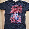 Death - TShirt or Longsleeve - T-shirt Death