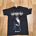 Nokturnal Mortum - TShirt or Longsleeve - Nokturnal Mortum - Нехристь t-shirt