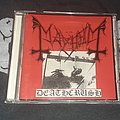 Mayhem - Tape / Vinyl / CD / Recording etc - Deathcrush CD