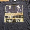 Mortiis - Mas Crimenes Satanicos XL TShirt or Longsleeve