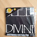 The Blood Divine - Divine Eye Logo in White Sealed TShirt or Longsleeve