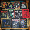 Slayer - Patch - Woven Vintage / Limited Patches
