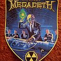 Megadeth - Patch - Rust in Peace back patch