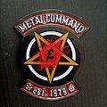 Exodus - Pin / Badge - Exodus Metal Command pin