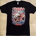 Exodus - TShirt or Longsleeve - Exodus Piranha t-shirt
