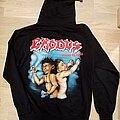 Exodus - Hooded Top - Exodus Bonded By Blood hoodie