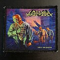 Toxic Holocaust - Patch - Hell on Earth patch for you!