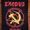 Exodus - Patch - Exodus Paul Baloff patch