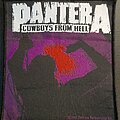 Pantera - Patch - Cowboys From Hell patch for you!