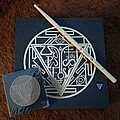 URFAUST - Tape / Vinyl / CD / Recording etc - The Constellatory Practice box, CD, pick and drum stick