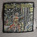 Iron Maiden - Patch - Somewhere in Time patch for you!