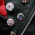 Exodus - Pin / Badge - Exodus buttons