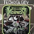 Voivod - Patch - Killing Technology patch