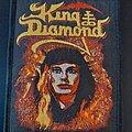 King Diamond - Patch - Fatal Portrait patch for you!