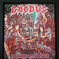 Exodus - Tape / Vinyl / CD / Recording etc - Exodus - Pleasures of the Flesh patch